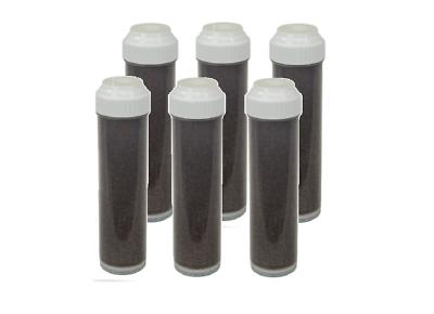 6 Pack RODI Color Changing DI Resin Refillable Clear Cartridge RESINTECH MBD-30 - $125.00