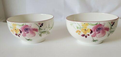 Villeroy & Boch Mariefleur Oval Rice Bowl 20 oz - Set of 2