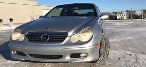 2004 Mercedes Benz Kompressor C230