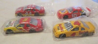 Circle-K Power Pit Stop NASCAR 1:64 Die Cast Toy Race Cars Set NEW