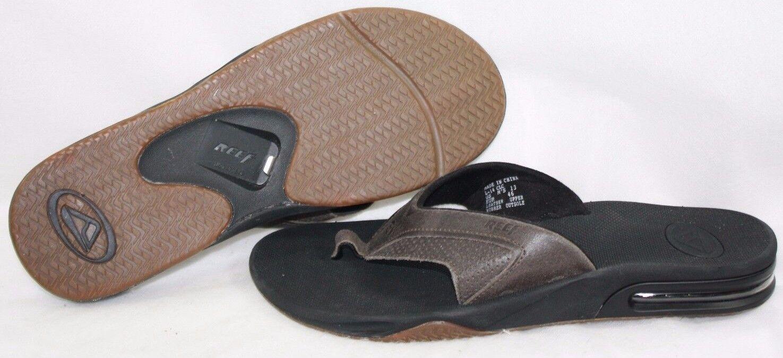 NEW Mens REEF Stealth LE Brown Waterproof Slip One Flip Flop