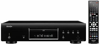 Denon DBT-1713UD DBT1713UD 3D Universal Blu-Ray DVD Player Black