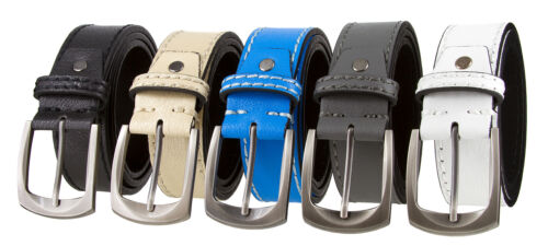 "Cable Genuine Leather Golf Belt 1-1/2"" Wide"