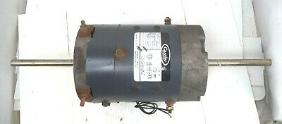 Carrier Model 5bc48jb2017 Double-shaft Motor Pn Ac501-129
