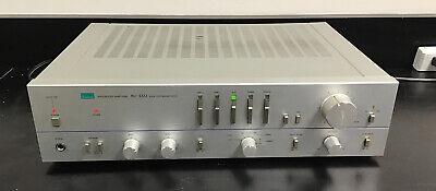 Sansui AU-D22 Integrated Amplifier Super Feedforward System