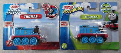 Thomas Metal Engine x 2 - Sealed - Thomas & Friends : Track Master & Adventures