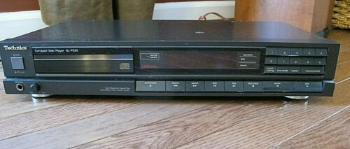 Vintage Technics SL-P320 KM High Speed CD Compact Disc Player *Tested Working*
