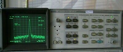 Hp 85662a Spectrum Analyzer Display Working For 8566ab 8567a 8568ab