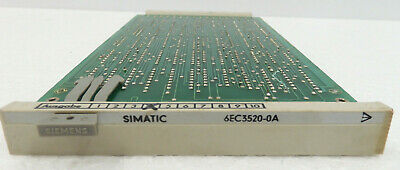 Simatic 6ec3520-0a Siemens