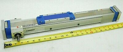 Used Thomson Linear Actuator Motion System Mg06b105-a00z051 See Photos Lv