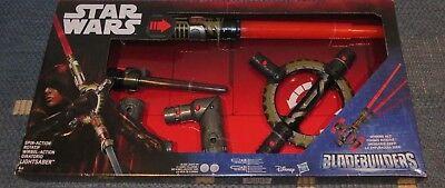 Hasbro Star Wars B8263EU40 Wirbel-Action Lichtschwert Spin-Action