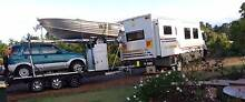 Iveco Truck Motor Home with Trailer and Boat River Heads Fraser Coast Preview