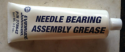 0378642 OMC Johnson Evinrude Outboard Needle Bearing Grease Assembly Lube 378642