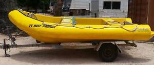 4.6m plaka boat in good condition