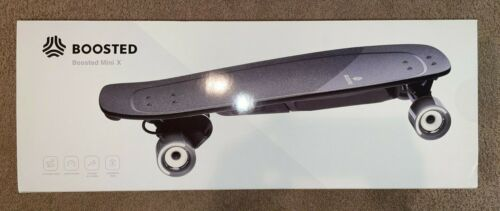 Boosted Mini X Electric Skateboard with only 43 miles