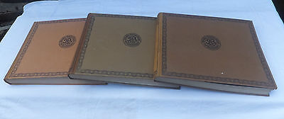 Buch Großer Bilderatlas des Weltkrieges 3 Bände 1915 - 1919