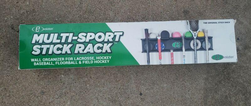 "Evolution Evolution Hockey and Multi-Sport Stick Rack Organizer 24"""