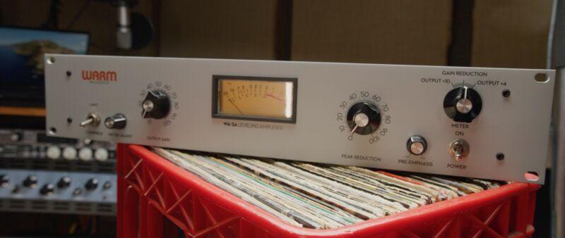 Warm Audio Wa2a Compressor/ Limiter