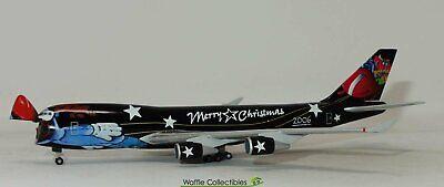1:500 Herpa Wings Christmas B 747-400 13655 507288 Airplane Model