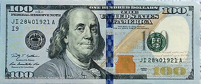 100 Dollar Bill Fed Reserve Note 2009 2013 Lightly Circulated Fast Shipping