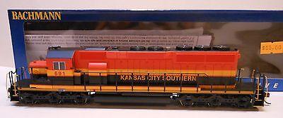 Bachman Ho Emd Sd40 2 Diesel Kansas City Southern Locomotive
