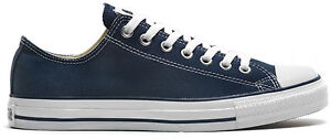 CONVERSE-CHUCK-TAYLOR-ALL-STAR-Lo-NAVY-UNISEX-CASUAL-SNEAKERS-MENS-WOMENS-SHOES