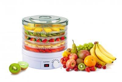 5 Level Food Fruit Dryer/Preserver/Dehydrator Adjustable Temperature Control