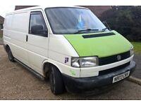 VW T4 Campervan / Day Van