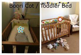 Boori Cot / Toddler Bed