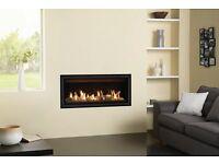 Gazco studio 2 gas fire Balanced flue