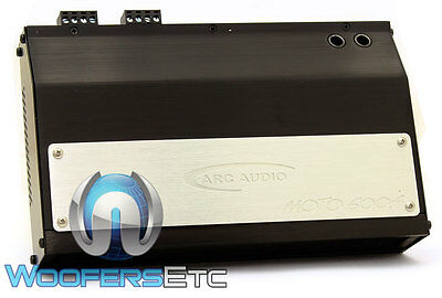 Arc Audio Moto 600 4 4 Channel 600W Motorcycle Mini Amp Speakers Amplifier New