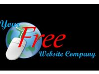 Free 3 Page Website