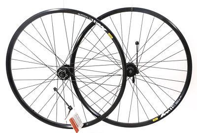 Shimano Deore M475 Mavic XM119 29er / 700c MTB Bike Wheelset Disc QR 32H SS (29er Disc)