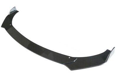CARBON paint Frontspoiler front splitter für Mercedes CLK flaps diffusor lippe