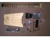 Headless Traveling Electric Guitar DIY Kit Project
