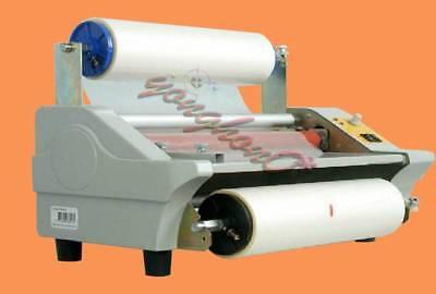 Four Rollers Hot Roll Laminating Machine Fm360j Photo Film Laminator 110v220v