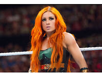 Signed WWE BECKY LYNCH 3 Wrestling  Photo Print A4 A3 A2 A1 Autographed Photo