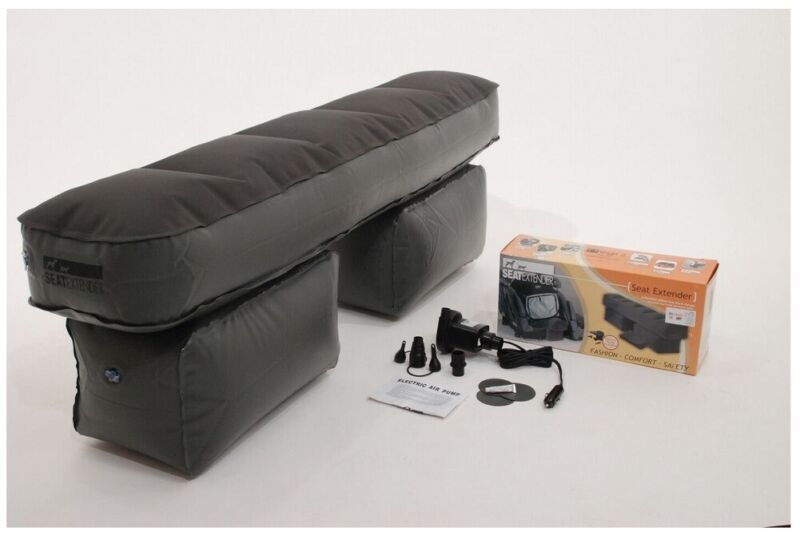 Petego Seat Extender Inflatable Pillow that Fills Gap Between Front and Back Sea
