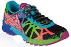 asics multicolor womens tennis shoes