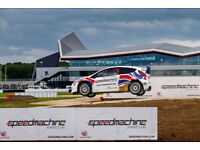 Weekend Tickets to Speed Machine Festival at Silverstone Circuit - 25 to 27 May - World Rallycross