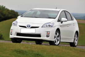 PCO CAR RENT OR HIRE UBER READY PRIUS INSIGNIA FROM £110