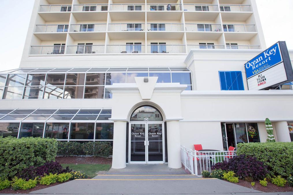 Ocean Key Resort, Fixed Week 7, Biennial Even Usage, Next To Boardwalk Beach  - $1.00