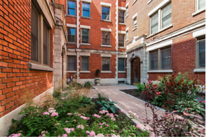 Beautiful Apartments in Westmount – Close to all services!