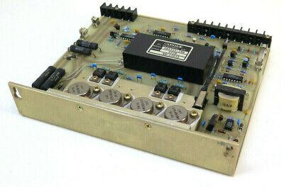 Glentek Ga4555-1vm Dc Brushed Analog Servo Drive Wd-11652
