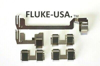 Fluke 87-4 89-4 187 189 725 789 Multimeter Battery Contact Kit. Oem New.