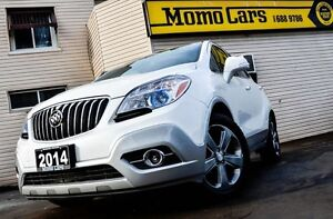 2014 Buick Encore Bluetooth+Cruise+USB/AuxIn! ONLY $126/bi-weekl