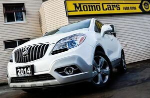 2014 Buick Encore Bluetooth+Cruise+USB/AuxIn! ONLY $140/bi-weekl