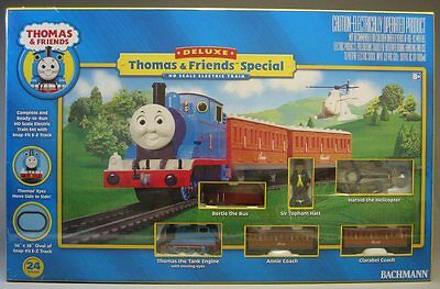 Bachmann Ho Deluxe Thomas & Friends Special Train Set The Tank 00644