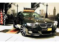 ★❄KWIKI SALE❄★ 2007 BMW 3 SERIES 325I CE PETROL★12 MONTHS MOT★WARRANTY★CAT-D★KWIKI AUTOS★