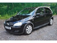 2006 Vauxhall Corsa Sxi+ 16V 1.2 Petrol Cheap Small Runabout Great 1st Car